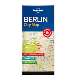 Lonely Planet Berliini...