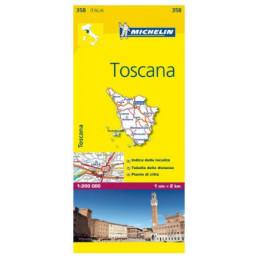 Michelin Italia Toscana...