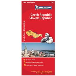 Michelin Tsekki, Slovakia...