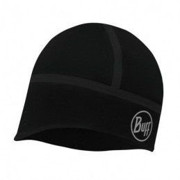 Buff Windproof Hat Solid Black