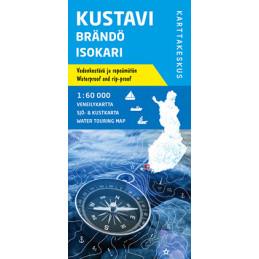 Karttakeskus Kustavi Brändö...