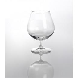 Gimex plastic Cognac glass,...