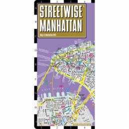 Michelin Streetwise Manhattan