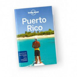 Lonely Planet Puerto Rico...