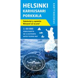 Karttakeskus Helsinki...