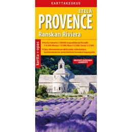 Karttakeskus Etelä-Provence...
