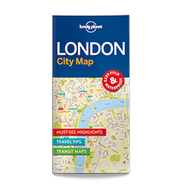 Lonely Planet Lontoo...