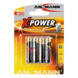 Ansmann X-power Micro...