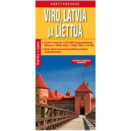Viro, Latvia ja Liettua...