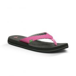 Sanuk Yoga Mat, pinkki