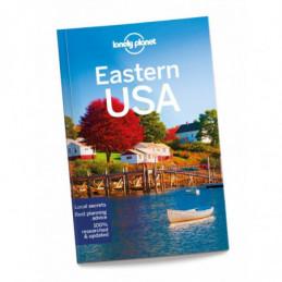 Lonely Planet Itä-USA...