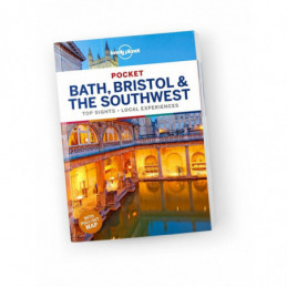 Lonely Planet Pocket Bath,...