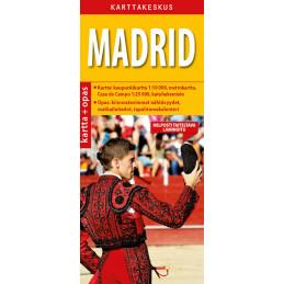 Karttakeskus Madrid...