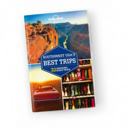 Lonely Planet Southwest...