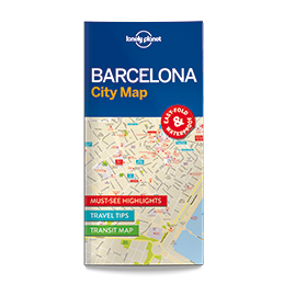 Lonely Planet Barcelona...