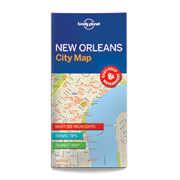 Lonely Planet New Orleans...