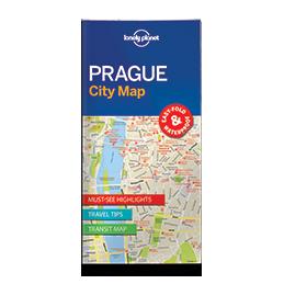 Lonely Planet Praha...