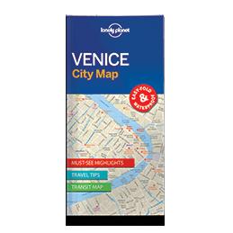Lonely Planet Venetsia...