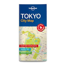 Lonely Planet Tokio...