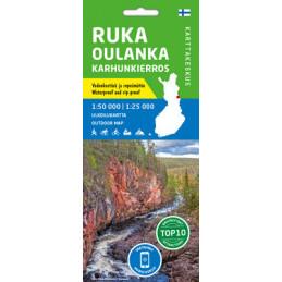 Karttakeskus Ruka Oulanka...