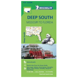 Michelin Deep South...