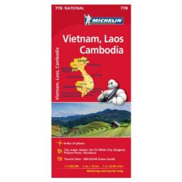 Michelin Vietnam, Laos,...