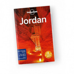 Lonely Planet Jordan matkaopas