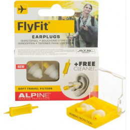 Alpine Fly-Fit korvatulpat