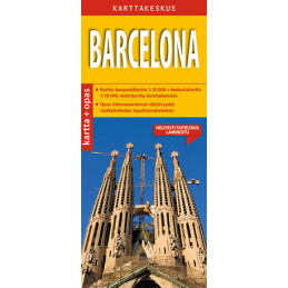 Karttakeskus Barcelona...