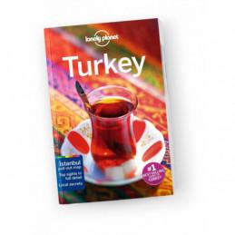 Lonely Planet Turkki matkaopas
