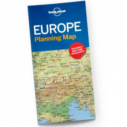 Lonely Planet Eurooppa...