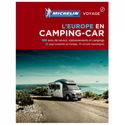 Michelin Camping car Europe...