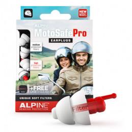 Alpine MotoSafePro korvatulpat