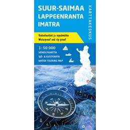 Karttakeskus Suur-Saimaa...