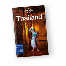 Lonely Planet Thailand...