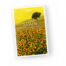Lonely Planet best of spain...