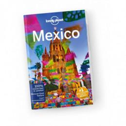 Lonely Planet Meksiko...