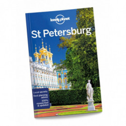 Lonely Planet St Petersburg...