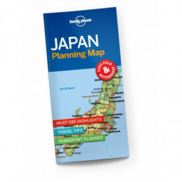 Lonely Planet Japan...