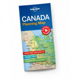 Lonely Planet Canada...