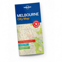 Lonely Planet Melbourne...