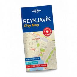 Lonely Planet Reykjavik...