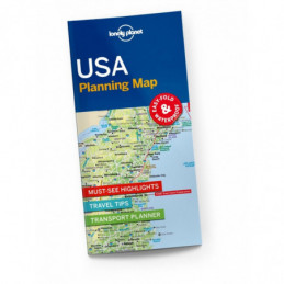 Lonely Planet USA Planning...