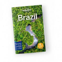 Lonely Planet Brazil matkaopas