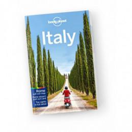 Lonely Planet Italia matkaopas