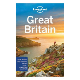 Lonely Planet Great Britain...