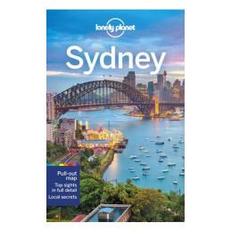Lonely Planet Sydney matkaopas