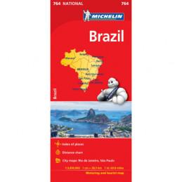 Michelin Brasilia kartta