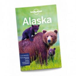 Lonely Planet Alaska matkaopas