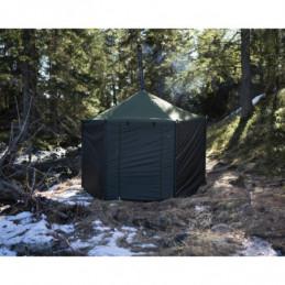 Savotta Hiisi 4 telttasauna